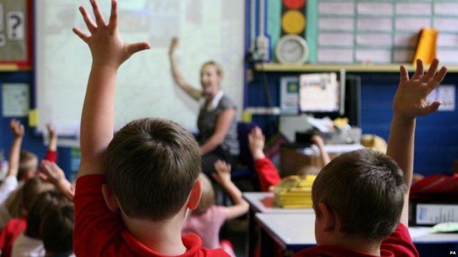 Бідніші діти втрачають місця у кращих початкових школах