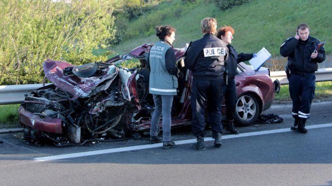 Чотирьох британських торговців людьми застрелено у Франції