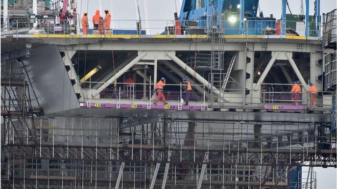Британські будівельники отримають мільйони компенсації