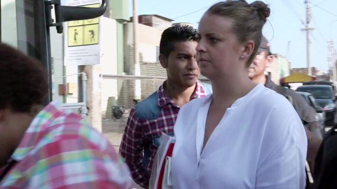 Британську контрабандистку можуть випустити із в'язниці у Перу