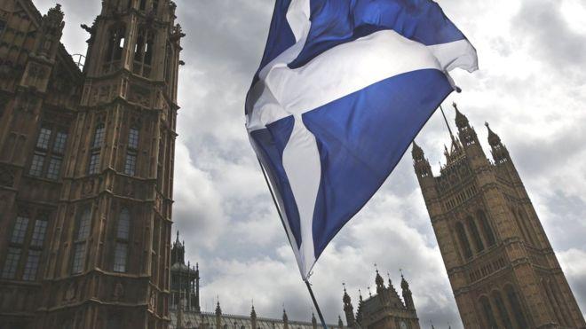 Нові повноваження шотландського парламенту
