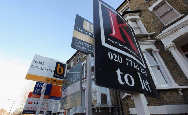У Британії падає продаж житла
