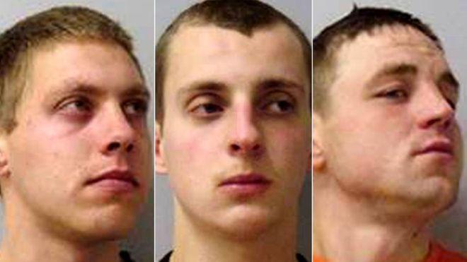 Трьох засуджено за зґвалтування