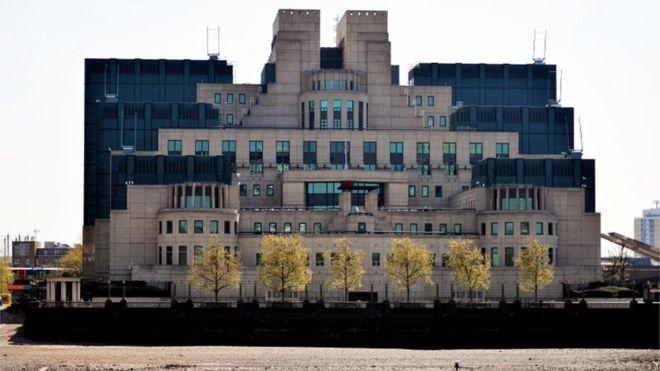 Британські шпигунські структури збільшують кількість жінок