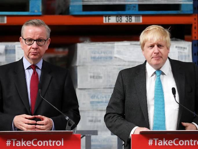 Референдум : прихильників виходу на 6 відсотків більше