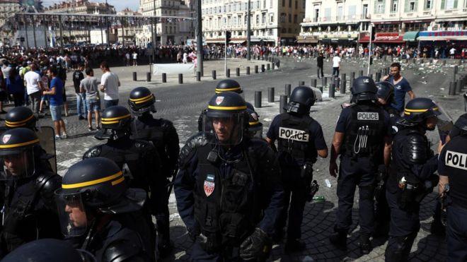 У суботніх сутичках звинувачують 150 рускіх фанатів