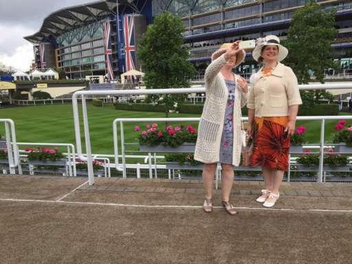 ♛ Royal Ascot 2016 - Дамський день