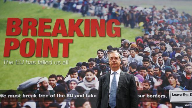 Останній найбільш нацистський плакат референдуму