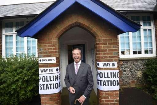 Референдум - Британці голосують